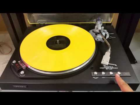 Sharp Optonica RP-7505 Turntable Record Player