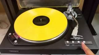 Sharp Optonica RP-7505 Turntable Record Player