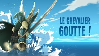 WAKFU Compagnon - Le Chevalier Goutte, coûte que coûte !
