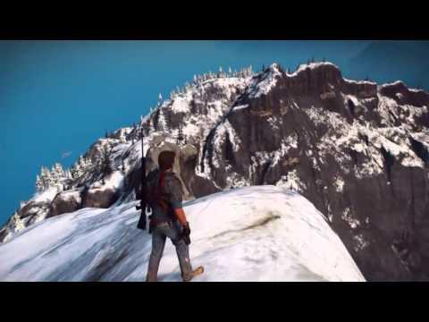 Just Cause 3 - Salto desde el volcán - PlayerVieja