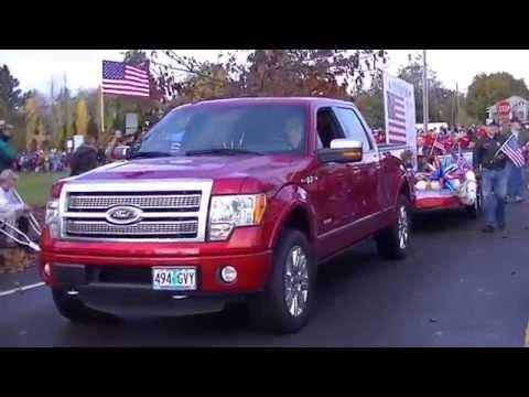 Veterans Day Parade 2015 - Albany, Oregon - 2 of 4