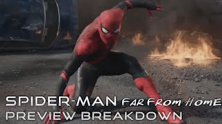 Spider-Man Far From Home Full Plot Breakdown and Predictions