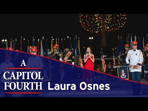 Laura Osnes Performs