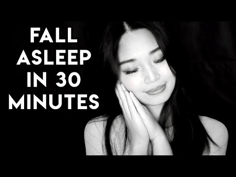 [ASMR] Fall Asleep Within 30 Minutes! (Finger Flutters & Hand Movements)