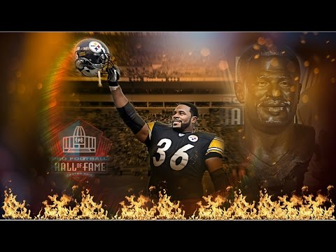 "Ultimate Jerome Bettis Career Highlights || ""The Bus"" 