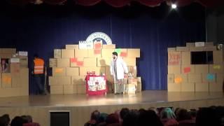 Okan Üniversitesi Tiyatro Topluluğu - Kahraman Bakkal Süpermarkete Karşı (Part-1)