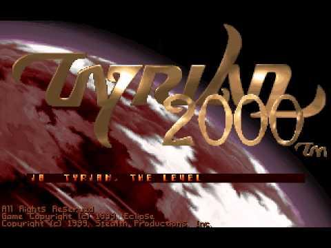 Tyrian 2000 - Soundtrack (Adlib)