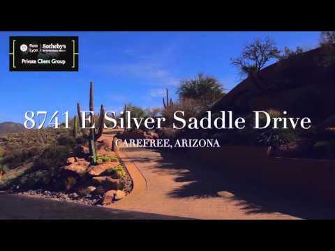 8741 E Silver Saddle Drive Carefree