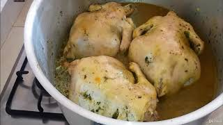 Moroccan Cooking World - tajine, couscous and more ... : Chicken with Deghmira