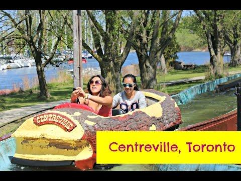 Vlog - Centre Island, Toronto