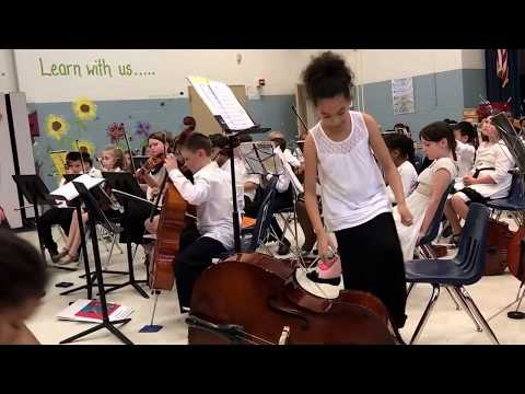 Odenton Elementary School 4th and 5th Grade Strings 2017-05-18