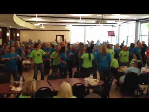 PA Cyber Flash Mob