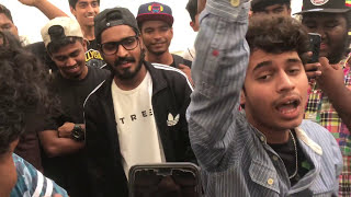 Ranveer Singh with Underground Rappers Mumbai cypher part 2