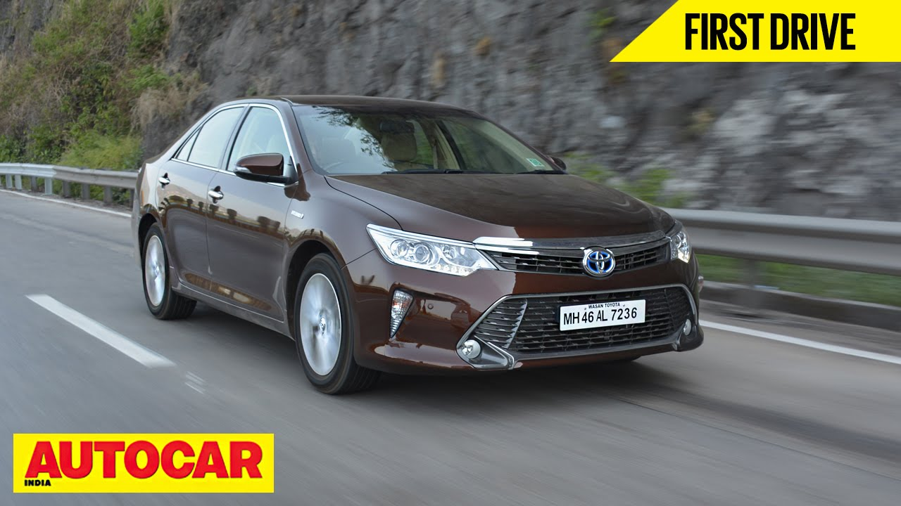 High Quality 2015 Toyota Camry Hybrid | First Drive | Autocar India   YouTube