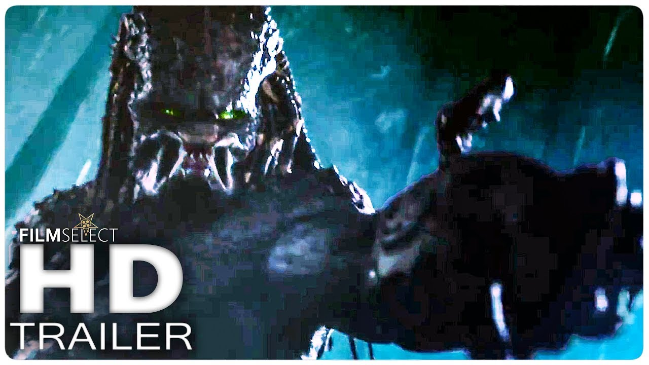The Predator Online Movie Trailer