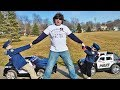 Sketchy Mechanic gets a little sketchy silly funny kids video
