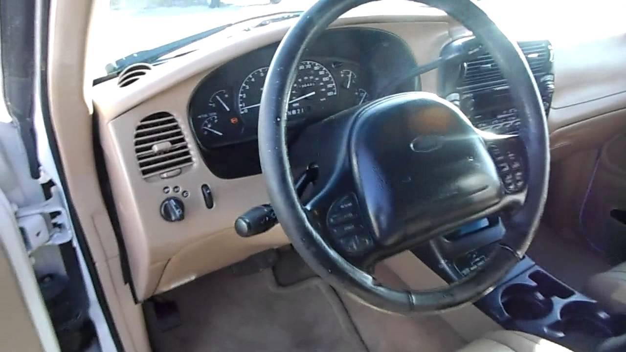 1999 Ford Explorer Eddie Bauer 4x4 Dreammachinesofkansas