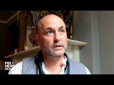 Author Colum McCann: stories can be 'muscular' - YouTube