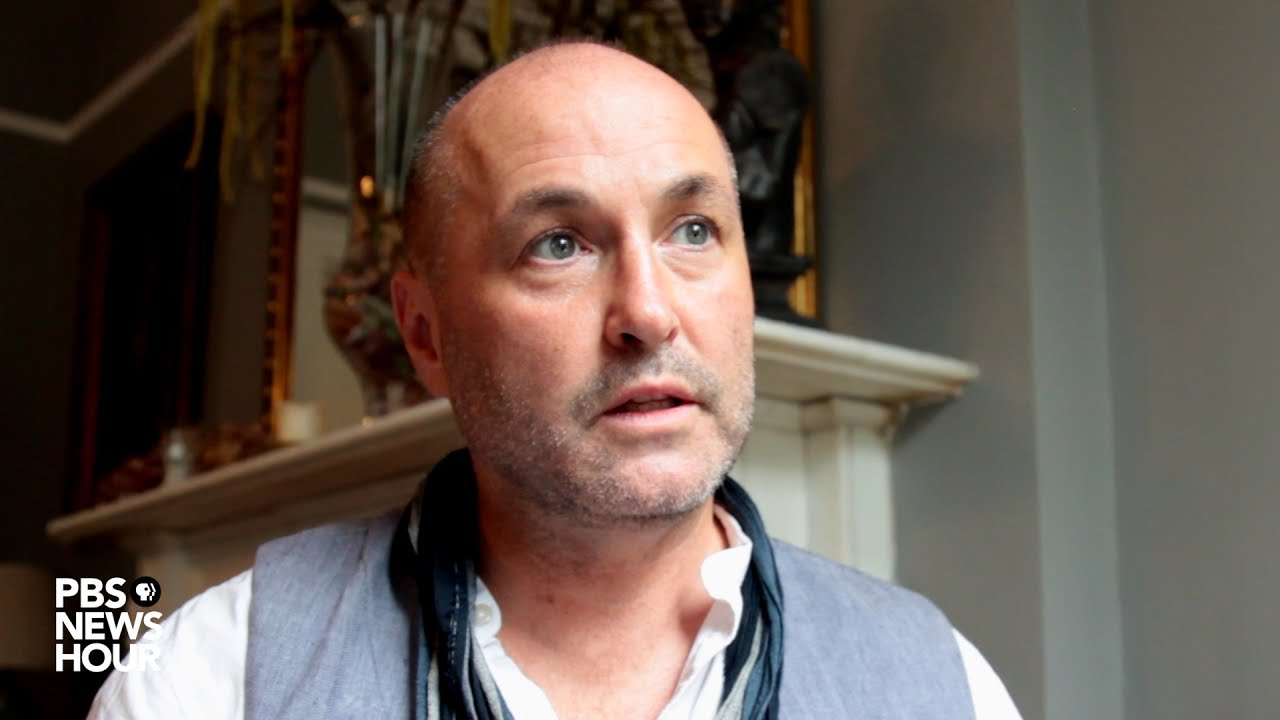 In the Morning, All Will Be Forgiven - Colum McCann