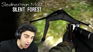 I SHOT SLENDERMAN IN THE D! - Slenderman Must Die: Silent Forest (Chapter 3)