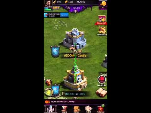 Clash Of Kings How To Donate To Other Alliance Members
