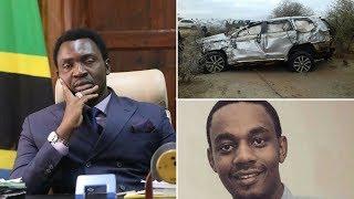 Waziri Kigwangalla apata ajali mbaya Manyara, Afisa Habari wake afariki papo hapo