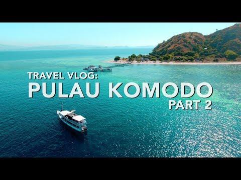 TRAVEL VLOG: PULAU KOMODO [PART 2/3] (PULAU KANAWA & GILI LAWA)