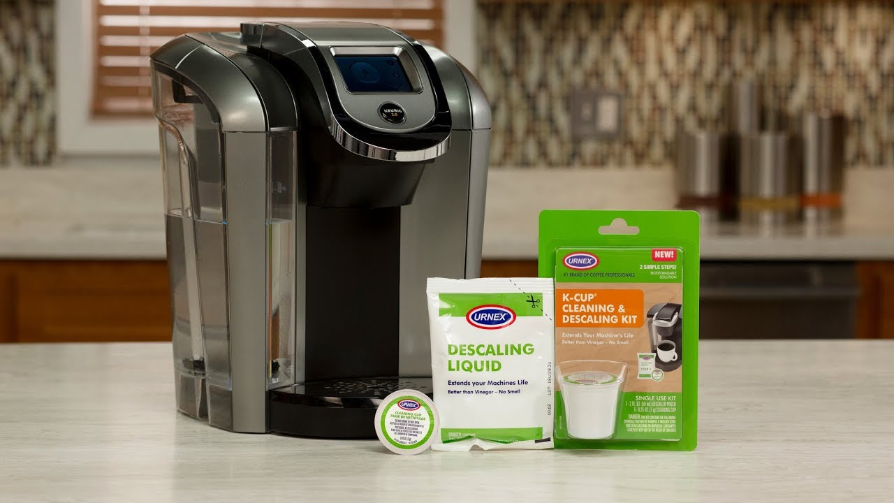 How To Descale Your Keurig Better Than Vinegar
