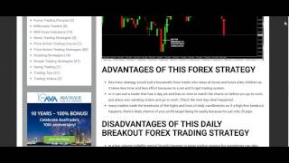 20 Pips A Day Forex Strategy Makes Money Faster