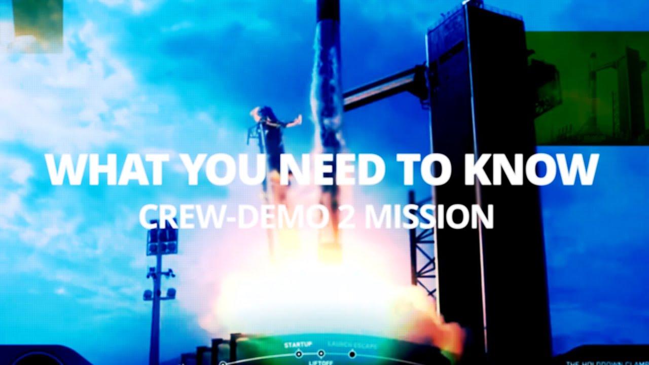 Crew Demo 2 Launch Info - WAVY TV 10