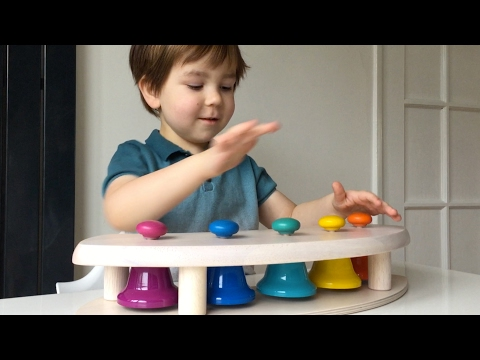 What Is The Best Musical Instrument For A Toddler