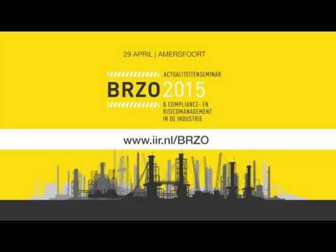 BRZO 2015: Interview met Theo Olijve, Odfjell Rotterdam Terminal