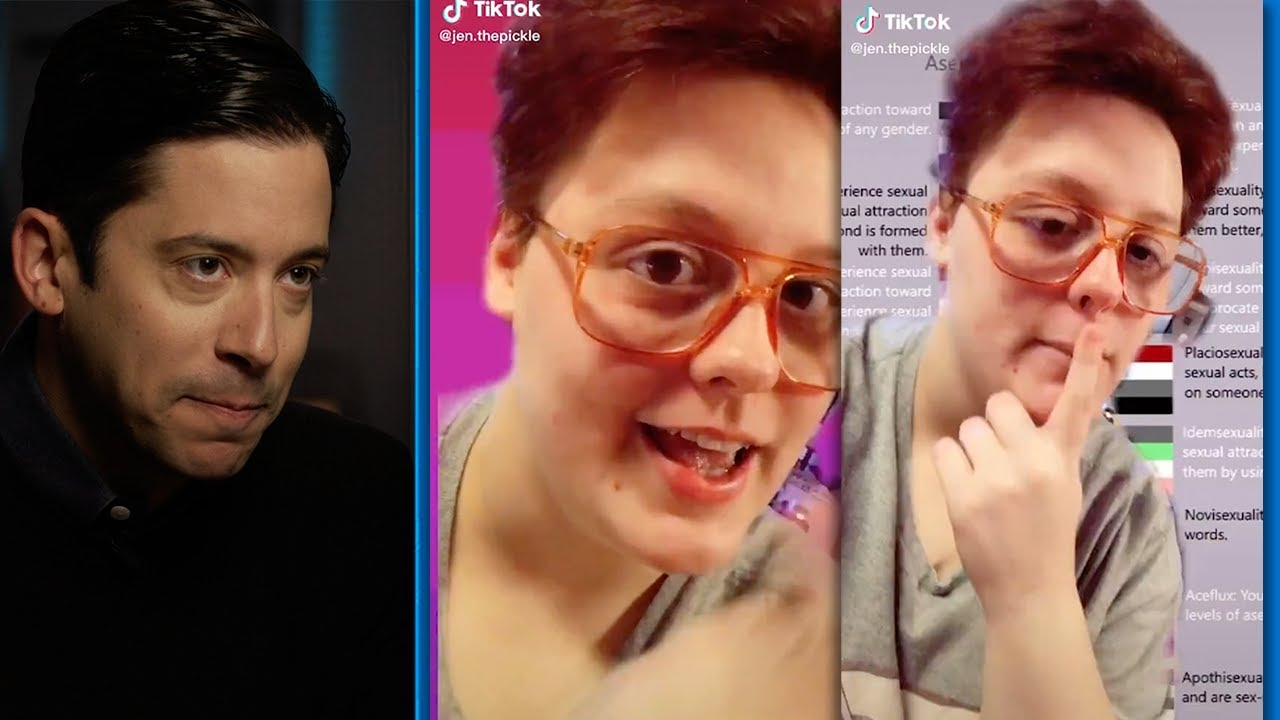 Wait WHAT? New SEXUAL Identity Explained in VIRAL TikTok