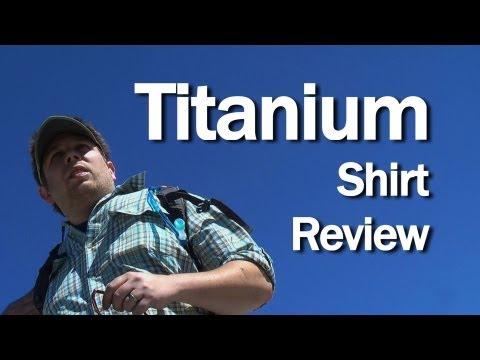 Columbia Titanium Long-sleeve Button-up Shirt - Gear Review