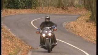 bike test honda dn 01