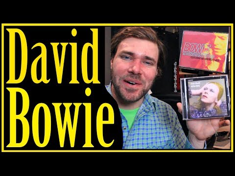 David Bowie Songwriting Experiment