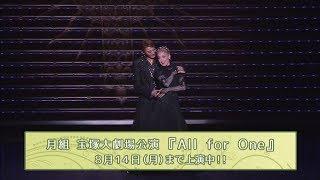 月組公演『All for One』初日舞台映像(ロング)