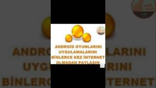 BLUETOOTH Vb. Yoluyla Uygulama Paylaş