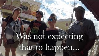 FOLLOWED AROUND IN JAMAICA // Liberty of the seas