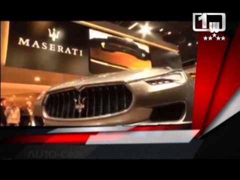برنامج اوتو ون الحلقة الثالث عشر -نيسان كويست  - 2013- Nissan Quest