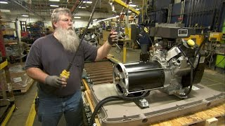 Stand-By Generators | How It's Made