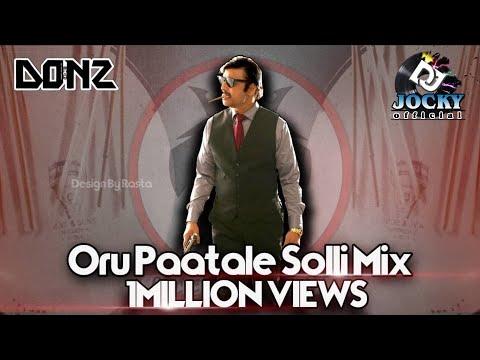 Oru Paatale Solli Video Remixed