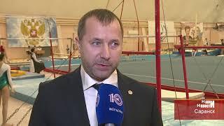 Спортивная гимнастика на призы Аркаева