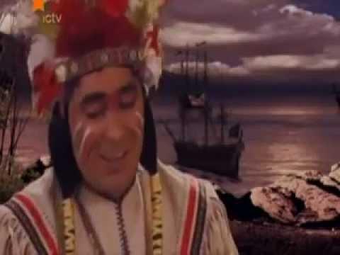 Рюрики. Колумб и индейцы. 2 серия А. Курилко