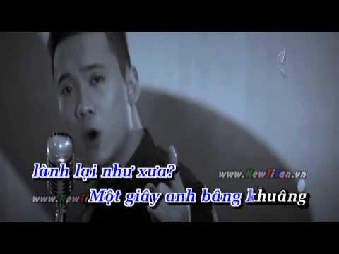 Karaoke Bâng khuâng - Justatee full beat