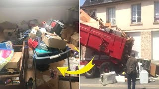 Outraged Landlord Collects Mess Left By Rude Tenants And Gets The Last Laugh