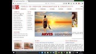 Plugins Akvis 2016 para photoshop