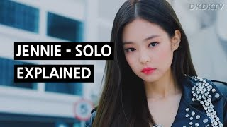 JENNIE - SOLO Explained by a Korean