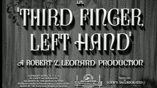 Third Finger, Left Hand - Feature Clip