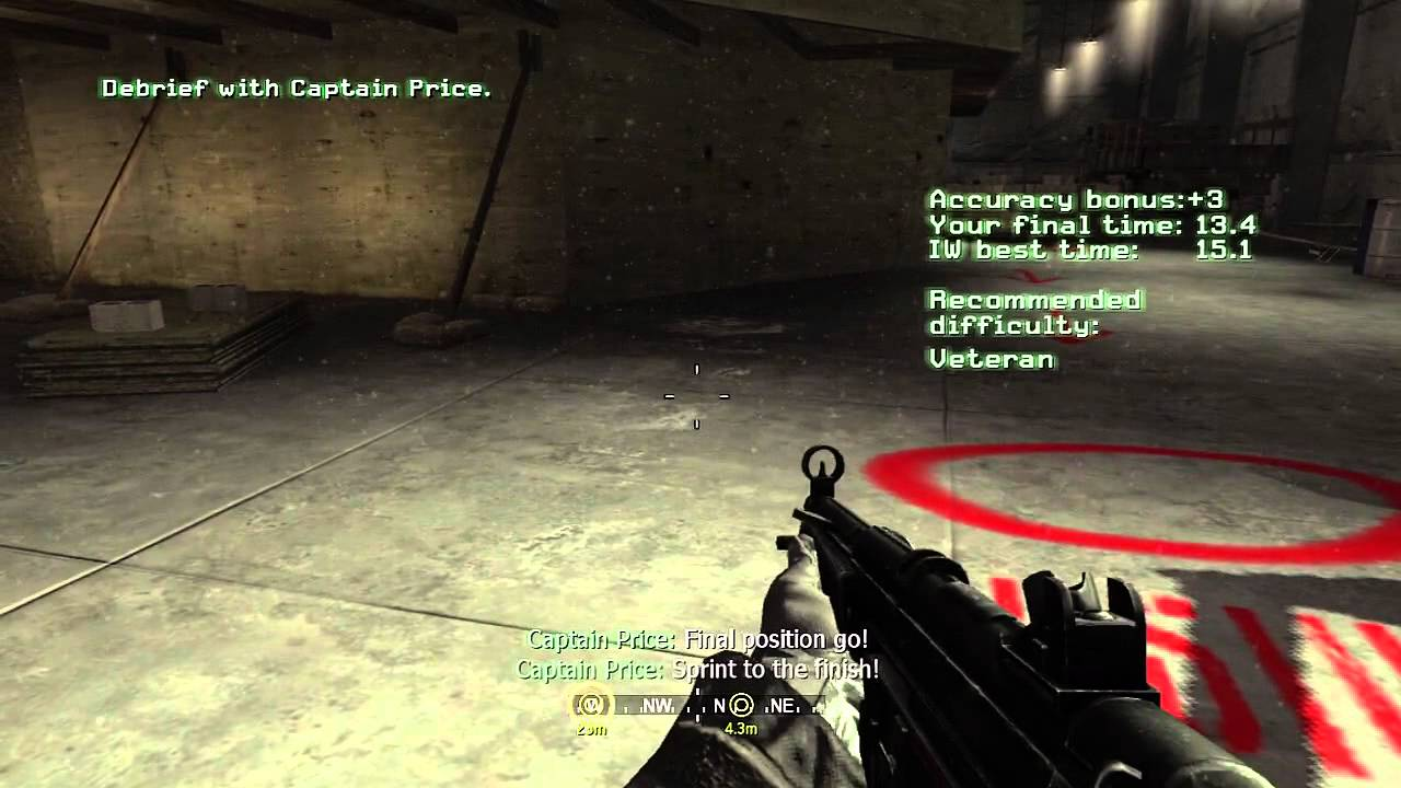 Call Of Duty 4 Modern Warfare Fng Time Trial 134 Seconds